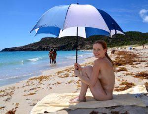 Bahames nude beaches
