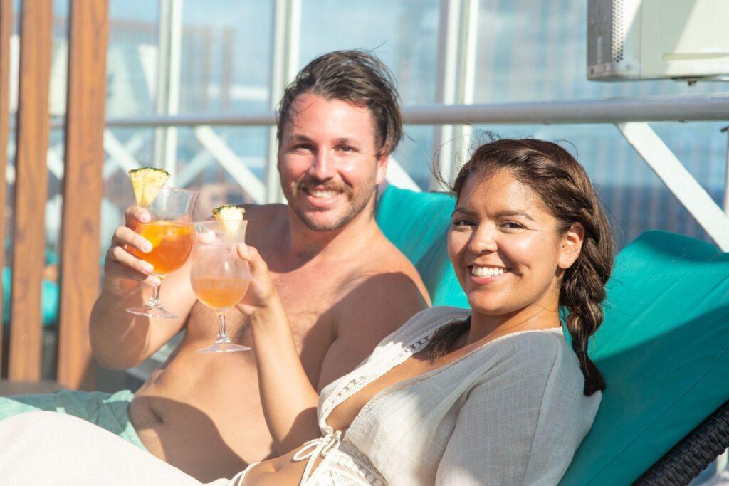 Swinger Cruise April 2011 Nude Cruise - YouTube