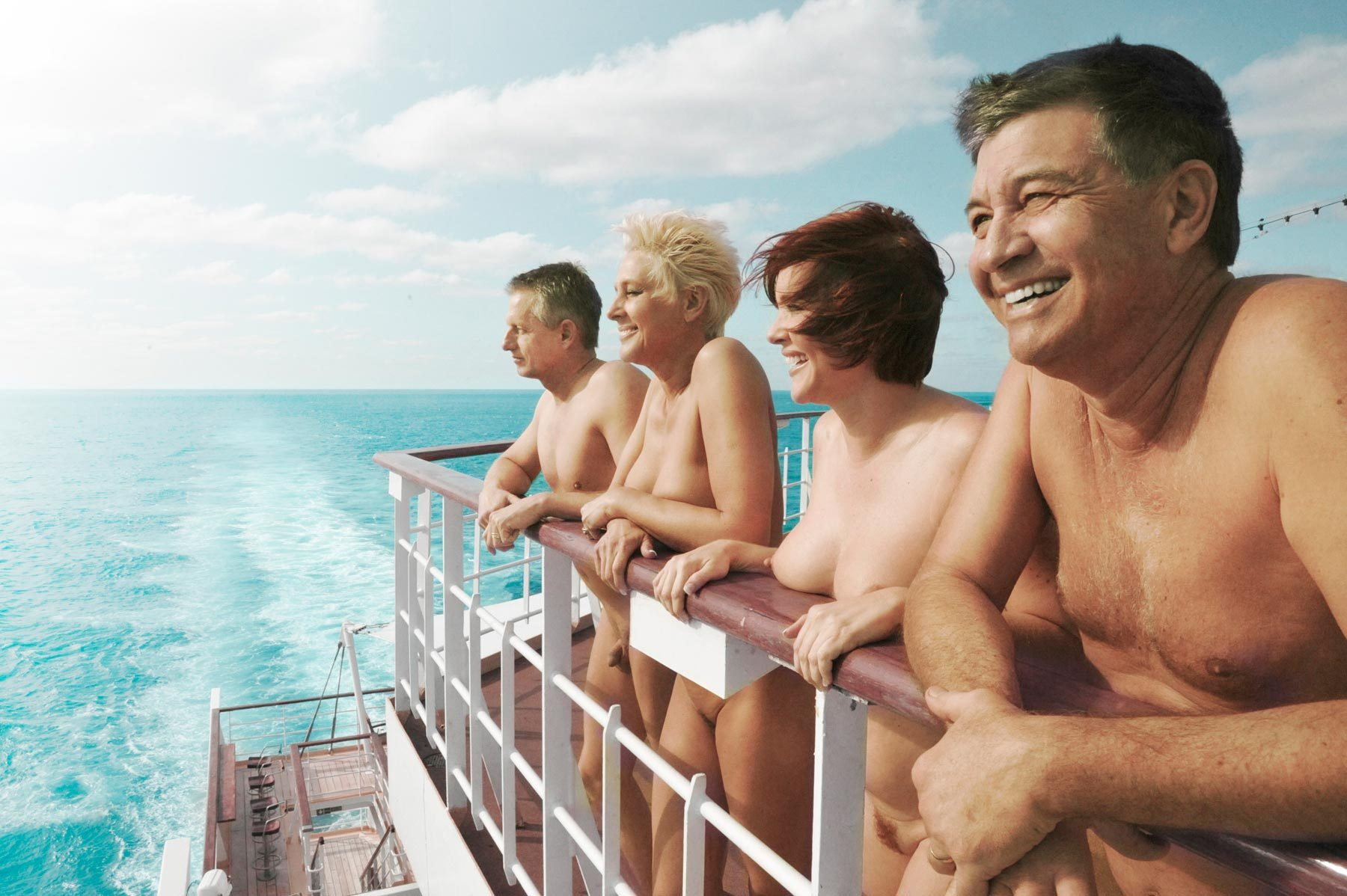 nude cruise adult